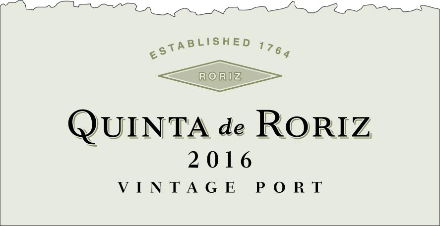 Quinta de Roriz label